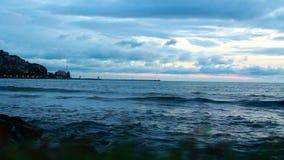 Μαύρη Θάλασσα, τον Ιούνιο του 2016 πόλεων ordu, Τουρκία φιλμ μικρού μήκους