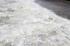 Μαύρη Θάλασσα φυσικά κύματα σύστασης θάλασσας σχεδίου έργου τέχνης Sochi στοκ φωτογραφία με δικαίωμα ελεύθερης χρήσης