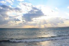 Μαύρη Θάλασσα Στοκ φωτογραφία με δικαίωμα ελεύθερης χρήσης