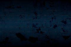 Μαύρη και μπλε μεταλλική σύσταση υποβάθρου πλέγματος απεικόνιση αποθεμάτων