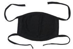 μαύρη μάσκα Στοκ εικόνες με δικαίωμα ελεύθερης χρήσης