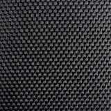 Μαύρη μακροεντολή υποβάθρου υφάσματος καρό Στοκ Φωτογραφίες
