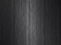 Μαύρη μεταλλική σύσταση Στοκ Εικόνα