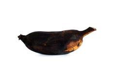 Μαύρη μπανάνα στοκ εικόνες