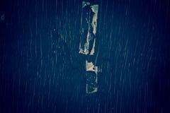 Μαύρη ξύλινη σύσταση Στοκ Εικόνα