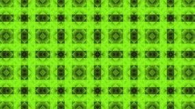 μαύρη πράσινη διακόσμηση Στοκ Εικόνες