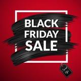 μαύρη πώληση Παρασκευής ε&m Στοκ Εικόνες