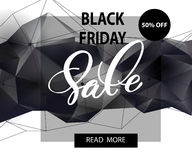 μαύρη πώληση Παρασκευής ε&m διάνυσμα απεικόνιση αποθεμάτων