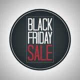 μαύρη πώληση Παρασκευής Στοκ εικόνες με δικαίωμα ελεύθερης χρήσης