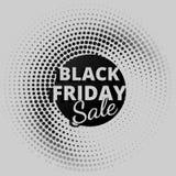 μαύρη πώληση Παρασκευής Στοκ εικόνα με δικαίωμα ελεύθερης χρήσης
