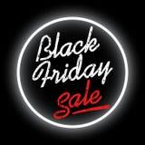 μαύρη πώληση Παρασκευής Στοκ φωτογραφίες με δικαίωμα ελεύθερης χρήσης
