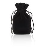 μαύρη σακούλα στοκ φωτογραφία