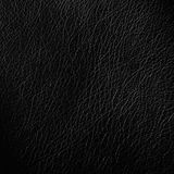 Μαύρη σύσταση ανασκόπησης δέρματος, ανασκόπηση πολυτέλειας Στοκ φωτογραφίες με δικαίωμα ελεύθερης χρήσης