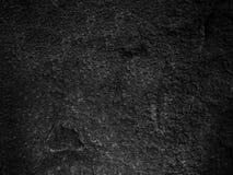 Μαύρη σύσταση βράχου Στοκ Φωτογραφίες