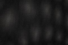 Μαύρη σύσταση υφάσματος Σκοτεινό υφαντικό υπόβαθρο σχεδίων Λεπτομέρεια του συνθετικού υλικού στοκ εικόνα