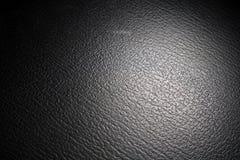 μαύρη σύσταση leatherette Στοκ εικόνα με δικαίωμα ελεύθερης χρήσης