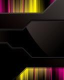 μαύρη τεχνολογία 3 ανασκόπ&et Ελεύθερη απεικόνιση δικαιώματος