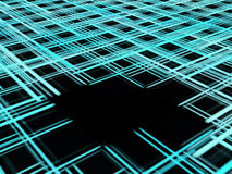 μαύρη τρύπα Στοκ Φωτογραφίες