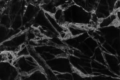 μαύρη υψηλή μαρμάρινη RES σύσταση ανασκόπησης Στοκ Φωτογραφίες