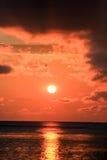 μαύρη divnomorsky θάλασσα πτώσης Στοκ εικόνες με δικαίωμα ελεύθερης χρήσης