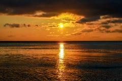 μαύρη divnomorsky θάλασσα πτώσης Στοκ Εικόνες