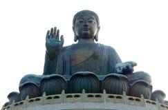 Μαύρισμα Βούδας Tian στο Χογκ Κογκ Στοκ εικόνα με δικαίωμα ελεύθερης χρήσης