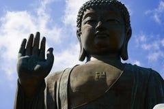 μαύρισμα του Βούδα tian Στοκ Φωτογραφία