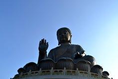 μαύρισμα του Βούδα Χογκ &Kap Στοκ Εικόνα