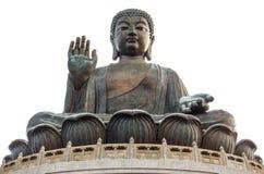 μαύρισμα του Βούδα tian Στοκ Εικόνες