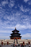 μαύρισμα του Πεκίνου tian Στοκ Φωτογραφίες