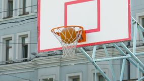 Μαύροι φέρνοντας επιπλέον βαθμοί παικτών streetball για την ομάδα, κερδίζοντας αθλητικός αγώνας απόθεμα βίντεο