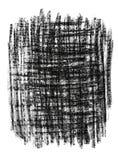 μαύρος βρώμικος κατασκευασμένος ανασκόπησης ελεύθερη απεικόνιση δικαιώματος