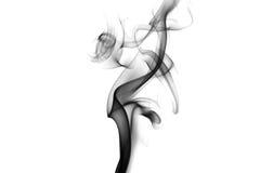 μαύρος καπνός Στοκ φωτογραφία με δικαίωμα ελεύθερης χρήσης