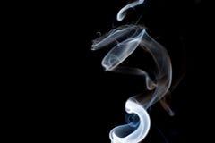 μαύρος καπνός Στοκ Εικόνα