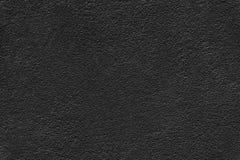 Μαύρος κατασκευασμένος τοίχος Στοκ φωτογραφίες με δικαίωμα ελεύθερης χρήσης