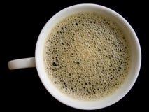 μαύρος καφές Στοκ φωτογραφία με δικαίωμα ελεύθερης χρήσης
