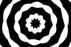 μαύρος κόκκινος στόχος Στοκ Εικόνες