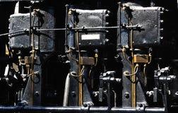 μαύρος κύλινδρος τρία στοκ φωτογραφίες με δικαίωμα ελεύθερης χρήσης