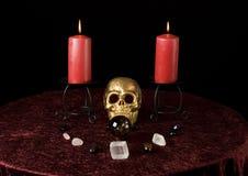 Μαύρος μαγικός Στοκ φωτογραφία με δικαίωμα ελεύθερης χρήσης