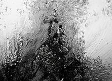 μαύρος μεταλλικός ανασκόπησης Στοκ Εικόνα