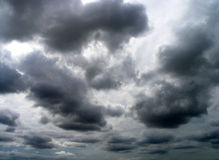 μαύρος ουρανός στοκ εικόνες