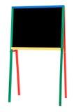 μαύρος πίνακας κιμωλίας μ&io Στοκ φωτογραφία με δικαίωμα ελεύθερης χρήσης