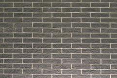 μαύρος τουβλότοιχος αν&al Στοκ φωτογραφία με δικαίωμα ελεύθερης χρήσης
