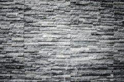 Μαύρος τουβλότοιχος Στοκ εικόνα με δικαίωμα ελεύθερης χρήσης