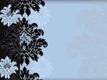μαύρος τρύγος λουλουδ Στοκ φωτογραφία με δικαίωμα ελεύθερης χρήσης