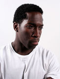 μαύρος τύπος Στοκ Φωτογραφία