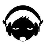 μαύρο αγόρι Στοκ Εικόνα