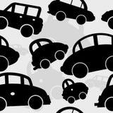 μαύρο αυτοκίνητο ανασκόπ&eta Στοκ εικόνα με δικαίωμα ελεύθερης χρήσης