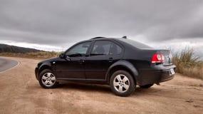 μαύρο αυτοκίνητο Στοκ φωτογραφίες με δικαίωμα ελεύθερης χρήσης