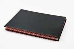 μαύρο βιβλίο λίγα Στοκ Εικόνες
